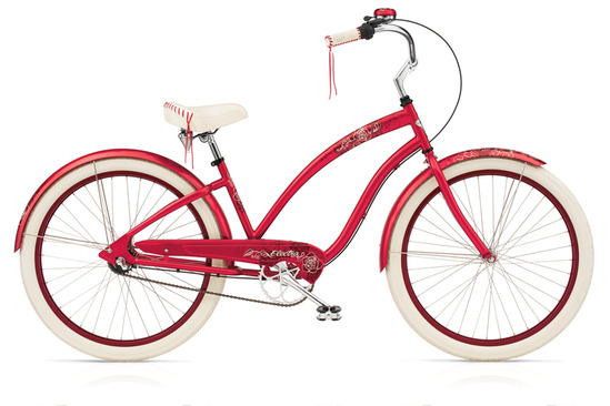 Electra bicycle rent