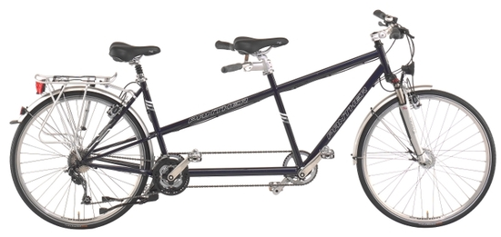 Tandem bicycle rent